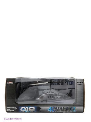 Вертолет на инфракрасном управлении Tian Du. Цвет: серый
