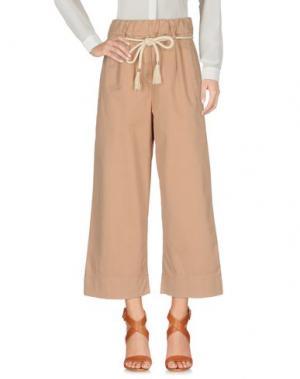 Повседневные брюки SHOP ★ ART. Цвет: бежевый