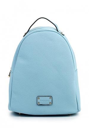 Рюкзак Baggini. Цвет: голубой