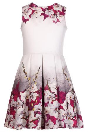 Платье LOVE MADE. Цвет: мультицвет