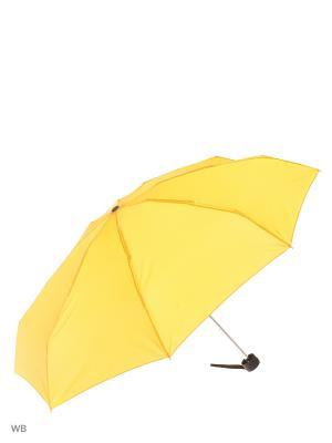 Зонт Calipso. Цвет: желтый