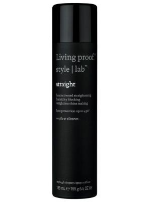 Спрей выпрямляющий Living Proof. Цвет: черный