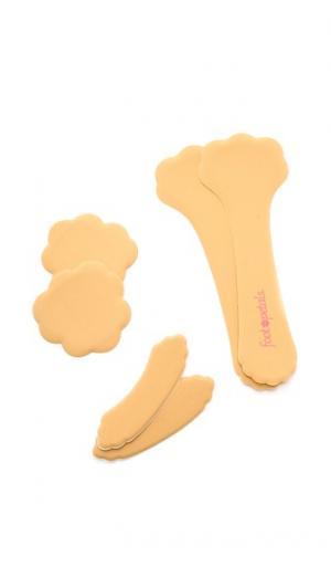 Набор аксессуаров для обуви Triple Threat Foot Petals