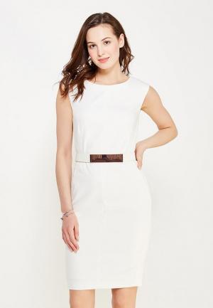 Платье Top Secret. Цвет: белый