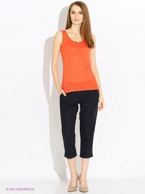 Топ Baon. Цвет: оранжевый