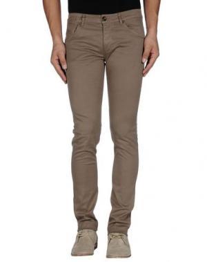 Повседневные брюки AR AND J. Цвет: светло-коричневый