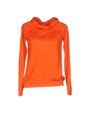Водолазки CRUCIANI. Цвет: оранжевый