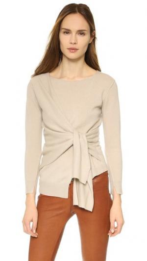 Пуловер Seine Brochu Walker. Цвет: белый