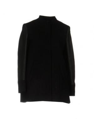 Пальто MAJE. Цвет: черный