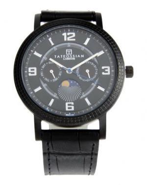 Наручные часы TATEOSSIAN. Цвет: черный