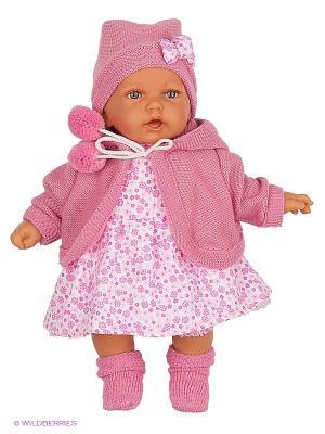 Кукла Азали озвученна Antonio Juan. Цвет: розовый
