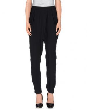 Повседневные брюки FALCON & BLOOM. Цвет: черный