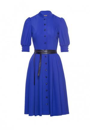 Платье Marichuell. Цвет: синий