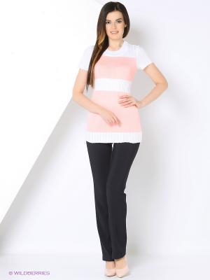 Туника Milana Style. Цвет: персиковый