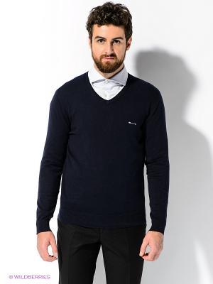 Пуловер ARROW. Цвет: синий