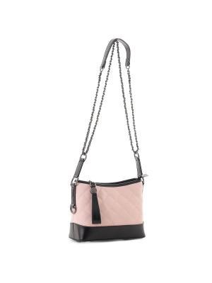 Сумка Lamagio. Цвет: черный, розовый