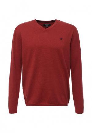 Пуловер Mustang. Цвет: бордовый
