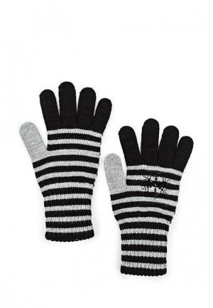 Перчатки Finn Flare. Цвет: разноцветный