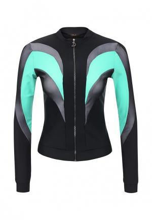 Олимпийка Dali. Цвет: черный