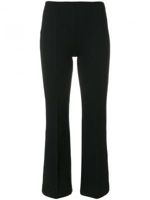 Расклешенные брюки Sonia Rykiel. Цвет: чёрный