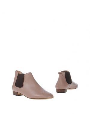 Ботинки GABRIELE. Цвет: пастельно-розовый