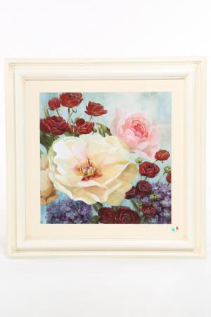 Постер Яркие цветы F.A.L. Цвет: мультиколор