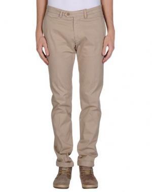 Повседневные брюки JEY COLE MAN. Цвет: бежевый