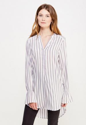 Блуза Vero Moda. Цвет: фиолетовый