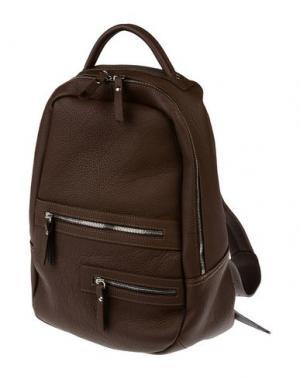 Рюкзаки и сумки на пояс DOUCAL'S. Цвет: темно-коричневый