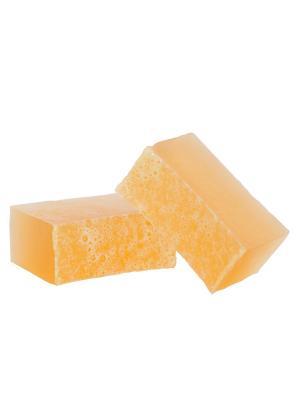 Туалетное мыло Сладкий апельсин 75 г mi&ko. Цвет: оранжевый