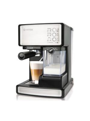 Кофеварка Vitek VT-1514(BK). Цвет: черный