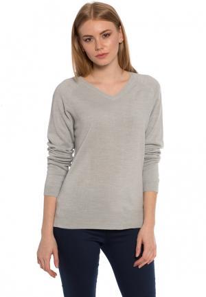 Пуловер LC Waikiki. Цвет: серый