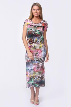 Платье Carla B. Цвет: черный