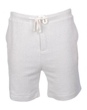 Пляжные брюки и шорты MAKE YOUR ODYSSEY. Цвет: слоновая кость