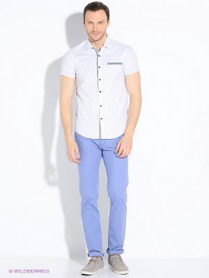 Рубашка Dairos. Цвет: белый