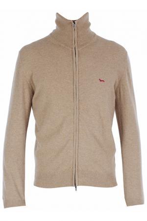 Пуловер Harmont&Blaine. Цвет: коричневый