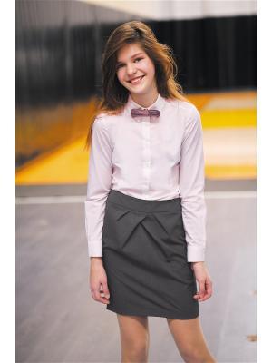 Блузка Orby. Цвет: бледно-розовый