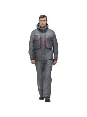 Куртка Коаст V2 Nova tour. Цвет: темно-серый