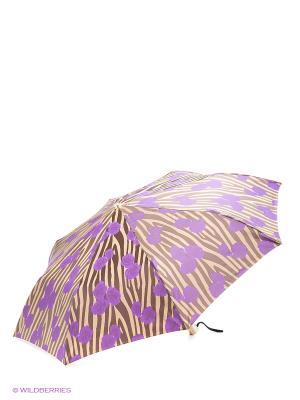Зонт Stilla s.r.l.. Цвет: коричневый, сиреневый