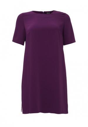 Платье Borboleta. Цвет: фиолетовый