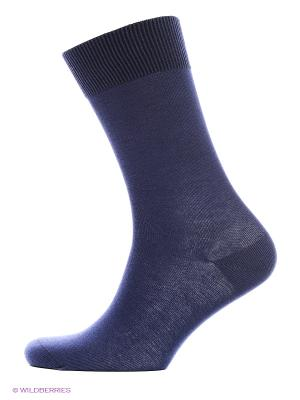 Носки Soxet. Цвет: синий