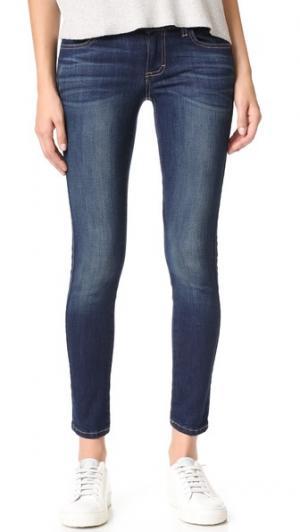 Узкие джинсы Hannah Forever Siwy. Цвет: темно-синий