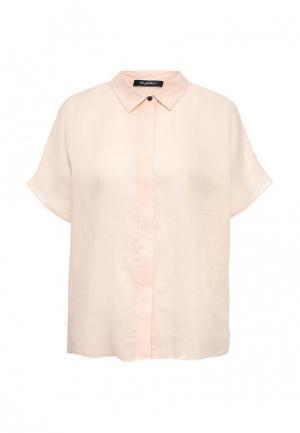 Блуза Byblos. Цвет: коралловый