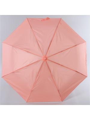 Зонт Torm, Женский, 3 сложения, Автомат,  Полиэстер Torm. Цвет: оранжевый