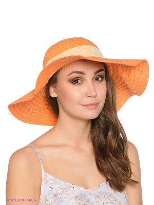Шляпа Stilla s.r.l.. Цвет: оранжевый