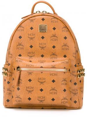 Рюкзак Stark MCM. Цвет: коричневый