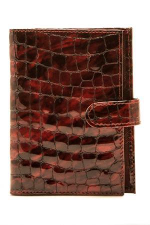 Бумажник Frija. Цвет: бордовый
