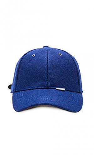 Шляпа porter I Love Ugly. Цвет: синий