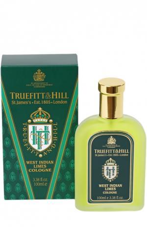 Одеколон West Indian Limes Truefitt&Hill. Цвет: бесцветный