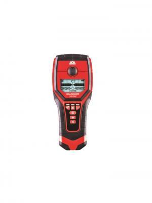 Детектор проводки ADA Wall Scanner 120 PROF instruments. Цвет: красный, черный